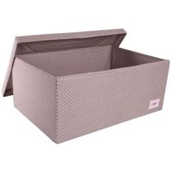 Голяма кутия сиви точки