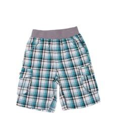 Панталон Зелено и сиво каре