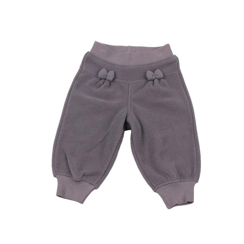 Поларен панталон тъмно сиво момиче