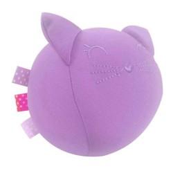 Топка за баня Лилава котка