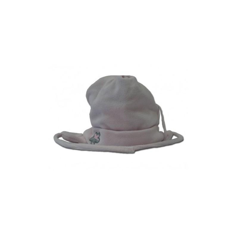 Зимна шапка Светло розова