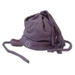 Зимна шапка Лилава