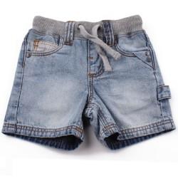Къси панталони деним светлосиньо
