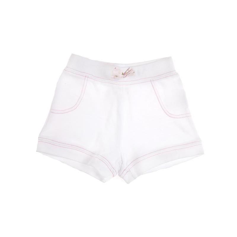 Панталонки бяло