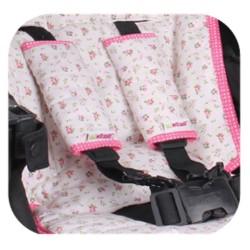 Комплект облегалка с протектори и сенник- памук