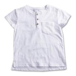 Тениска бяло