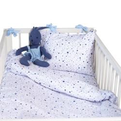 Бебешки сп.к-кт 3 части Сини звезди мулти