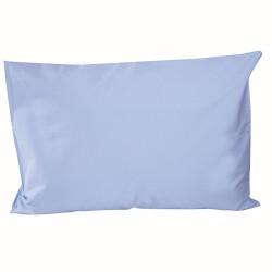 2 бр Калъфки Перкал Св. синьо - два размера