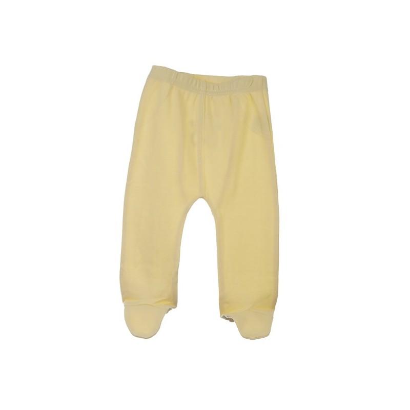 Панталон Жълто