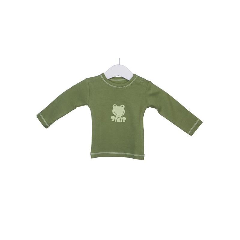Блуза Зелено