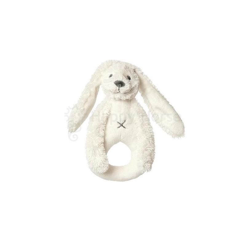 Дрънкалка зайчето Richie бяло