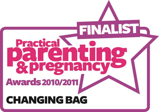 Practical Parenting & Pregnancy changing bag 2010-2011